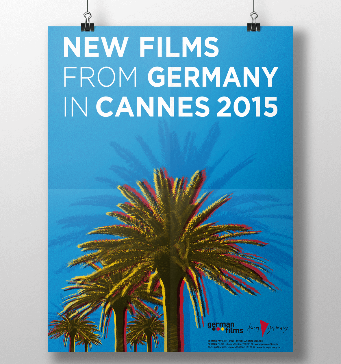 Imageposter German Films für Cannes 2015